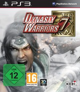 Dynasty Warriors 7 PS3 cover (BLES01149)