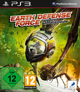 Earth Defense Force: Insect Armageddon PS3 cover (BLES01214)