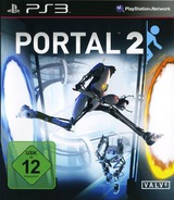 Portal 2 PS3 cover (BLES01222)