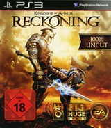 Kingdoms of Amalur: Reckoning PS3 cover (BLES01251)