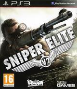 Sniper Elite V2 PS3 cover (BLES01290)