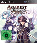 Agarest: Generations of War Zero PS3 cover (BLES01305)
