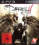 The Darkness II PS3 cover (BLES01390)