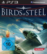 Birds of Steel PS3 cover (BLES01397)