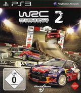 WRC 2: Fia World Rally Championship PS3 cover (BLES01442)