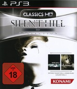 Silent Hill: HD Collection PS3 cover (BLES01504)