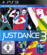 Just Dance 3 PS3 cover (BLES01522)