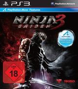 Ninja Gaiden 3 PS3 cover (BLES01524)