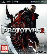 Prototype 2 PS3 cover (BLES01532)