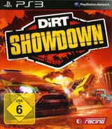 DiRT Showdown PS3 cover (BLES01578)