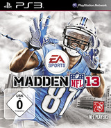 Madden NFL 13 PS3 cover (BLES01603)