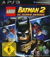 LEGO Batman 2: DC Super Heroes PS3 cover (BLES01613)