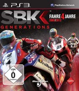SBK Generations PS3 cover (BLES01647)