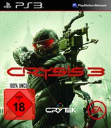 Crysis 3 PS3 cover (BLES01649)