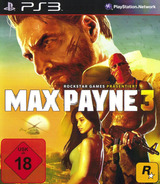 Max Payne 3 PS3 cover (BLES01656)