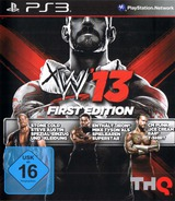 WWE '13 PS3 cover (BLES01699)