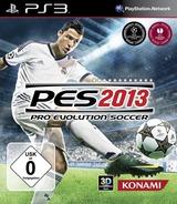 Pro Evolution Soccer 2013 PS3 cover (BLES01708)