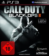 Call of Duty: Black Ops II PS3 cover (BLES01717)