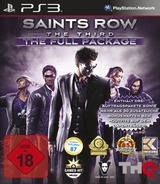 Saints Row: The Third - The Full Package PS3 cover (BLES01747)
