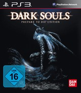 Dark Souls: Prepare to Die Edition PS3 cover (BLES01765)