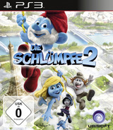 The Smurfs 2 PS3 cover (BLES01797)