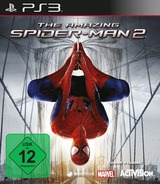 The Amazing Spider-Man 2 PS3 cover (BLES01817)