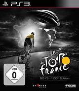 Le Tour de France 2013 - 100th Edition PS3 cover (BLES01846)