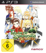 Tales of Symphonia Chronicles PS3 cover (BLES01864)