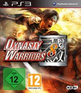 Dynasty Warriors 8 PS3 cover (BLES01865)