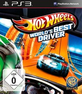 Hot Wheels: World's Best Driver PS3 cover (BLES01881)