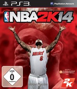 NBA 2K14 PS3 cover (BLES01920)