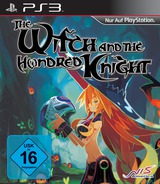The Witch and the Hundred Knight PS3 cover (BLES01987)
