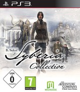 Syberia Collection PS3 cover (BLES02028)