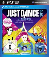 Just Dance 2015 PS3 cover (BLES02052)