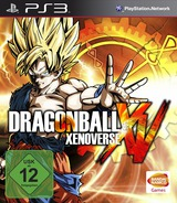 Dragon Ball: Xenoverse PS3 cover (BLES02096)