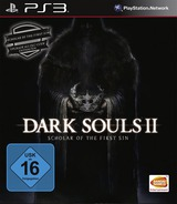 Dark Souls 2 - Scholar of the First Sin PS3 cover (BLES02135)