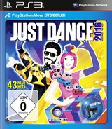Just Dance 2016 PS3 cover (BLES02179)