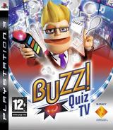 Buzz! Quiz TV PS3 cover (BCES00099)