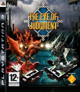 The Eye of Judgment PS3 cover (BCES00007)