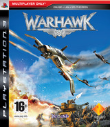 Warhawk PS3 cover (BCES00008)