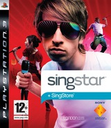 SingStar PS3 cover (BCES00031)