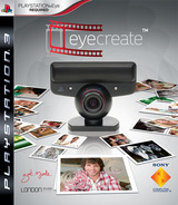 EyeCreate PS3 cover (BCES00069)