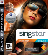 SingStar Pop Edition PS3 cover (BCES00342)