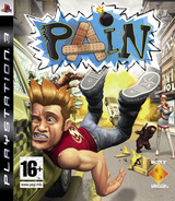 Pain PS3 cover (BCES00548)