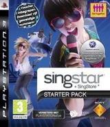 SingStar Starter Pack PS3 cover (BCES00617)