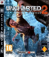 Uncharted 2: Among Thieves PS3 cover (BCES00757)