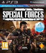 SOCOM: Special Forces PS3 cover (BCES00939)