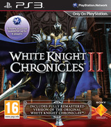 White Knight Chronicles II PS3 cover (BCES01085)