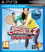 Sports Champions 2 PS3 cover (BCES01598)