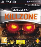 Killzone PS3 cover (BCES01743)